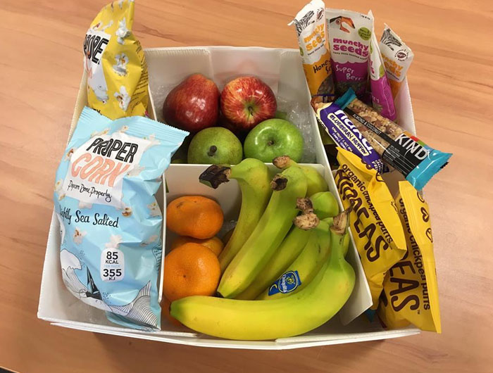Snacks and Co Box