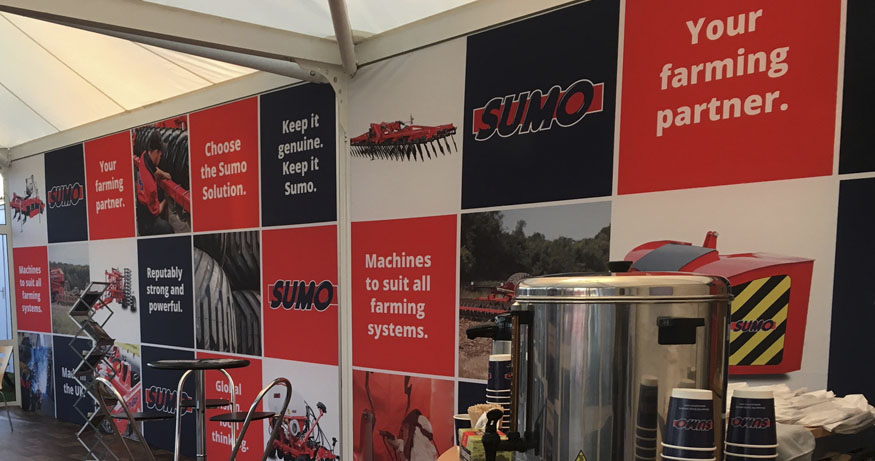 Sumo 12m Wall