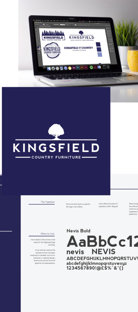 Kingsfield Country Furniture Brand