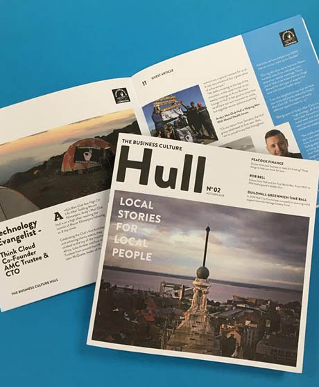 The Business Culture Hull Magazine