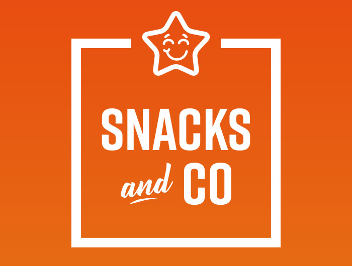 Snacks and Co Branding