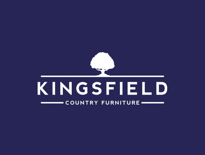 Kingsfield Country Furniture Logo